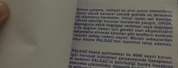 Palgaz Abone Merkezi is one of Gökalp'ın Beğendiği Mekanlar.