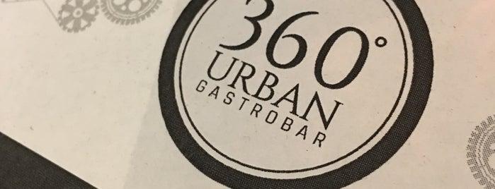 360 Urban Gastrobar is one of Puerto Rico.