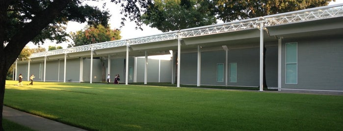 The Menil Collection is one of Houston's Best Museums - 2013.