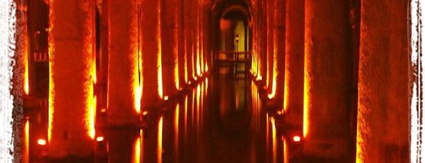 Cisterna da Basílica is one of Istanbul - Turkey - Peter's Fav's.