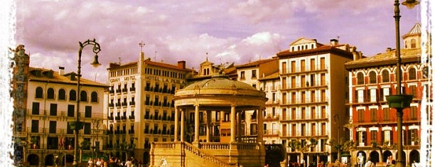Pamplona | Iruña is one of Capitales de provincia.