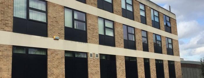 Sir Clive Granger Building (Econometrics) is one of Tempat yang Disukai Una.
