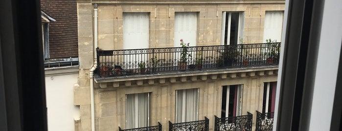 Hôtel de Seine is one of Paris.