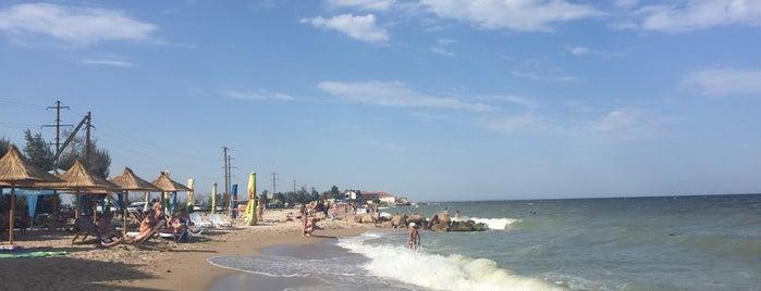 Соломенный пляж is one of Posti che sono piaciuti a Lenyla.