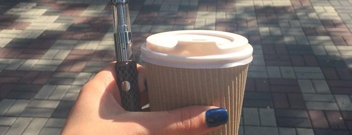 Take coffee to go is one of Locais curtidos por Lenyla.