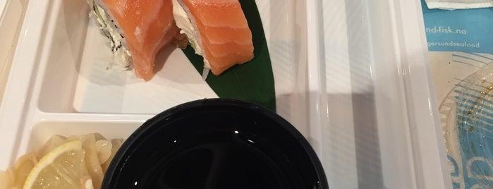 Egersund Seafood is one of Locais curtidos por Lenyla.