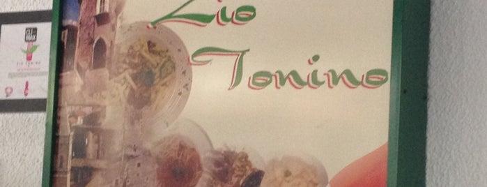 Zio Tonino Antica Trattoria is one of Tengo que visitar.