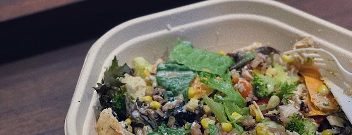 sweetgreen is one of Organic Healthy in NYC.