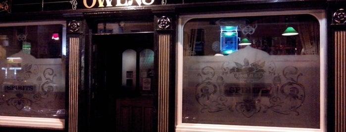 Frank Owens Pub is one of (Northern) Ireland.