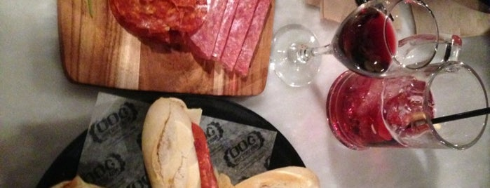 100 Montaditos is one of NYC's Must-Eats, Various.