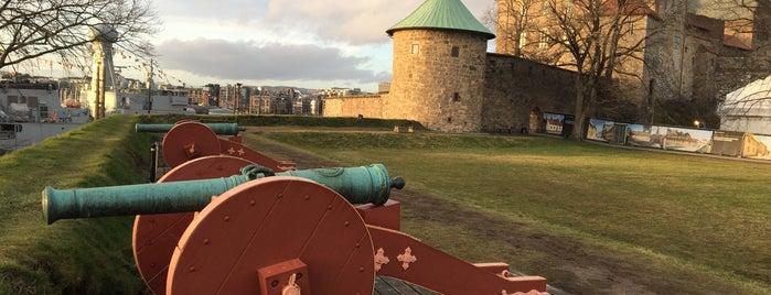 Akershus Slott is one of Migue : понравившиеся места.