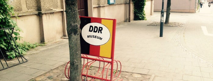 DDR Museum Malchow is one of Marioさんのお気に入りスポット.