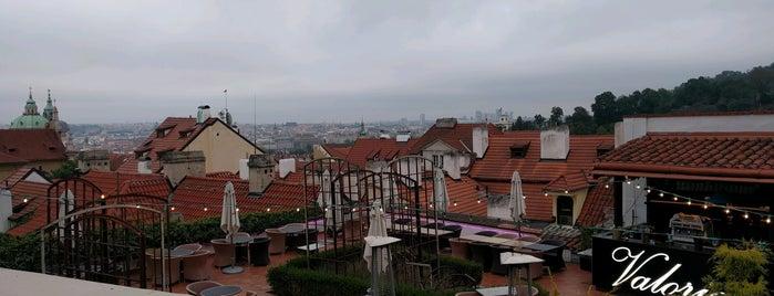 Valoria Castle & Garden Restaurant is one of Prague.
