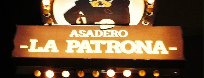 Asadero La Patrona is one of Adrianさんのお気に入りスポット.