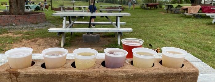 Vanish Brewery is one of Lugares guardados de Adam.