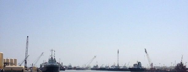 MI C-port 2 is one of Tempat yang Disimpan Coleen.