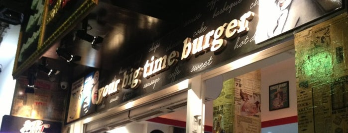 Hot Hot Burger Bar is one of Greece.