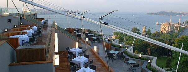 Gaja Roof is one of Istanbul.