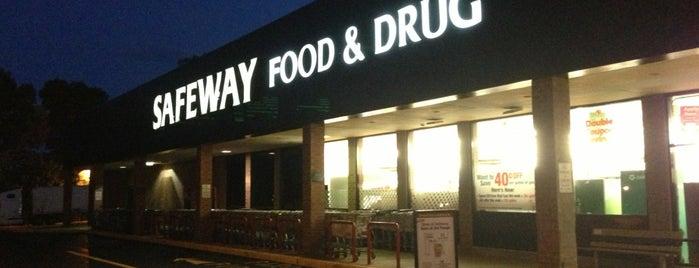 Safeway is one of Tempat yang Disukai Dawn.