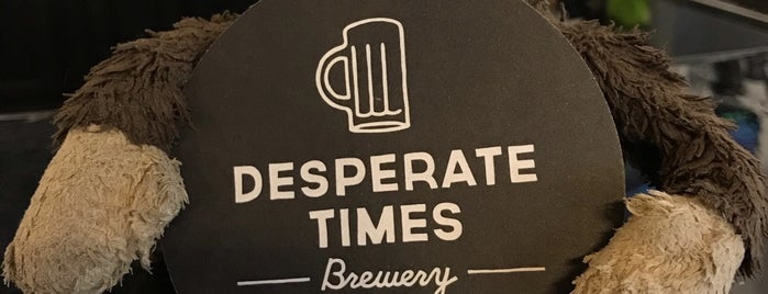 Desperate Times Brewery is one of Orte, die Theodore gefallen.
