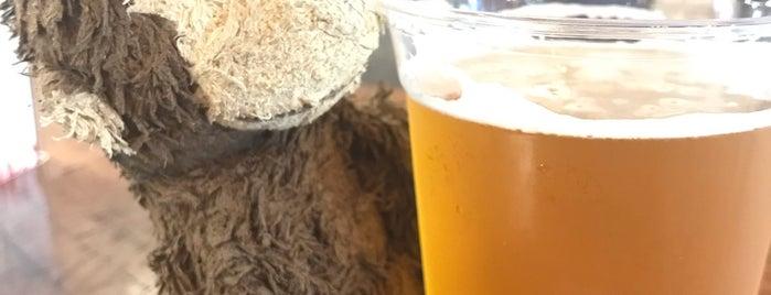Spindletap Brewery is one of BEER.
