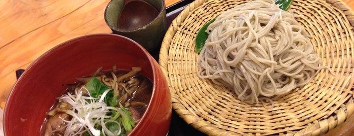 なおすけ is one of 麺リスト / うどん・パスタ・蕎麦・その他.