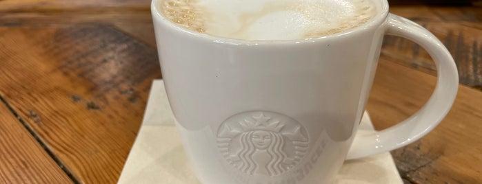 Starbucks is one of Hideo : понравившиеся места.