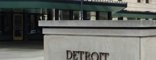 Detroit Athletic Club (DAC) is one of Posti che sono piaciuti a Kate.