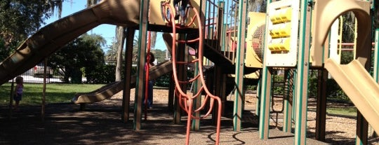 Friendship Playground is one of City of Tampa Parks.