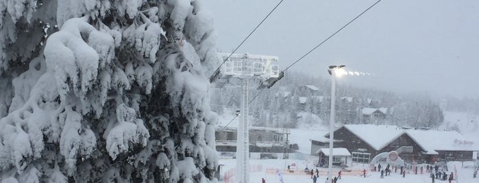 SKI BOOSTER is one of Guide to Ruka's best spots.