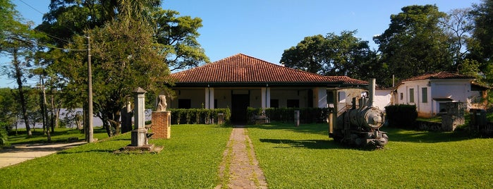 Museu Fazenda Nacional De Ipanema is one of Viagens curtas.