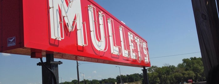 Mullets Restaurant is one of Des Moines.