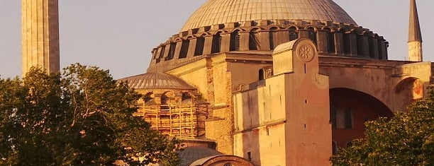Hagia Sophia is one of Top Places of Worship in Istanbul.