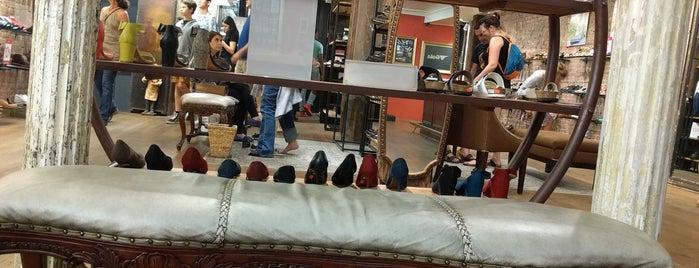 Shoegasm is one of NY Shopping.