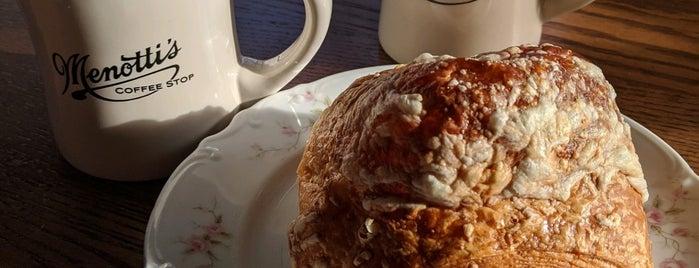Menotti's Coffee Stop is one of Lieux sauvegardés par Whit.