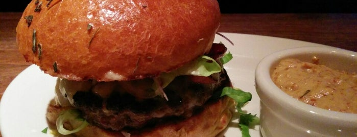 Maialino is one of NYC Burger Quest.