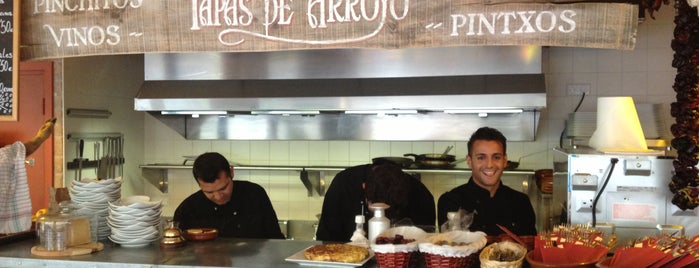 Tapas De Arroyo is one of Amsterdam Fresh List.