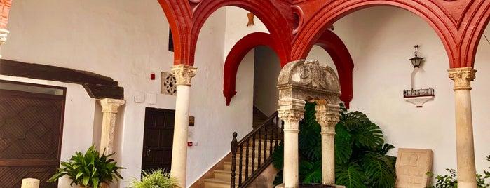 Palacio de Mondragón is one of Lugares guardados de Barış.