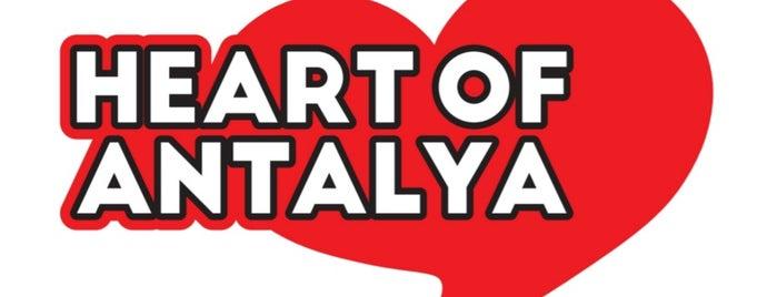 Heart of Antalya is one of Posti che sono piaciuti a Melissa.