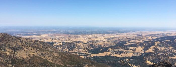 Mount Diablo Summit is one of Sam 님이 좋아한 장소.