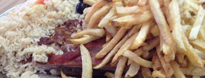 Pulaski BBQ Inc. is one of Posti che sono piaciuti a Denise D..