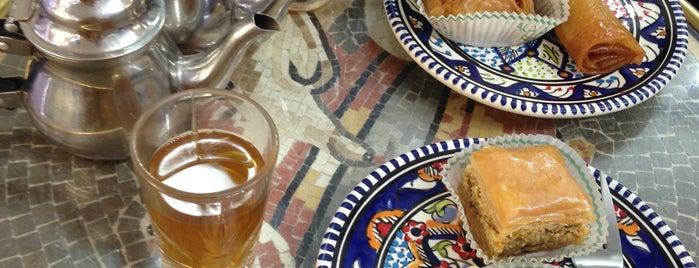 Delice De Tunis is one of Café y té.