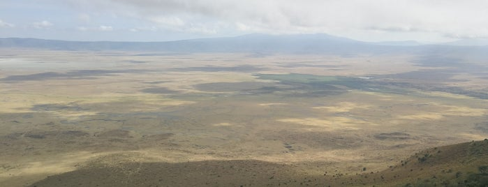 Ngorongoro Conservation Area is one of Posti che sono piaciuti a Haydar.