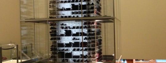 Aureole is one of 10 Wonderful Wine Bars in Vegas.