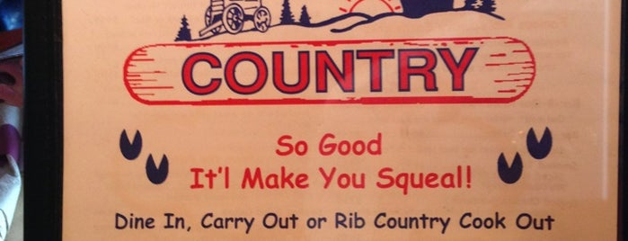 Rib Country is one of Places to Eat.