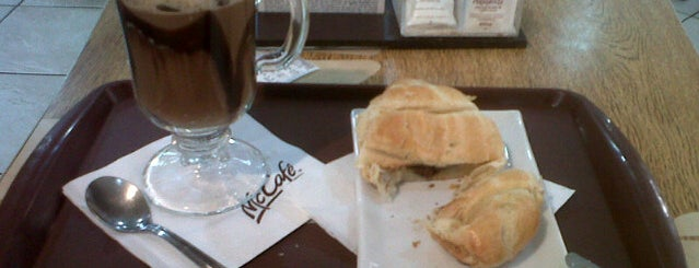 McCafé is one of Lugares favoritos de Priscila.