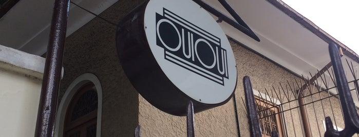 Oui Oui is one of Rio eatMe.