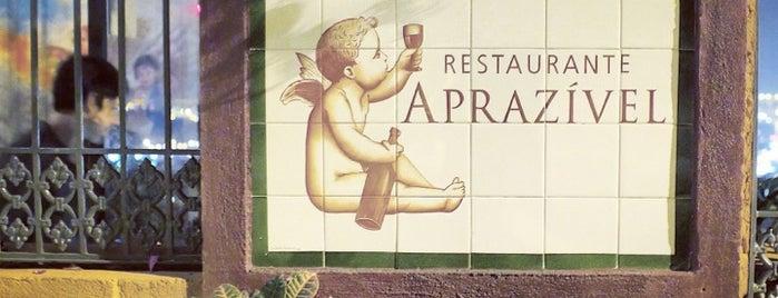 Aprazível is one of Rio eatMe.