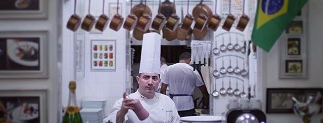 L'Atelier du Cuisinier is one of Rio eatMe.