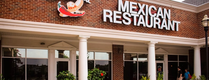 La Cocina Mexican Restaurant #9 is one of Triangle Checklist.